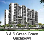 uPVC windows-S & S Green Grace Gachibowli