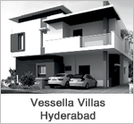 uPVC Windows-Vessella Villas-Hyderabad