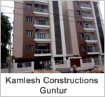 uPVC Window - Kamlesh Constructions - Guntur
