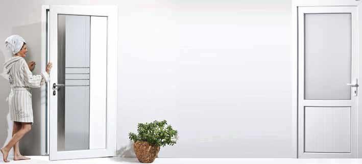 Bathroom Doors  sc 1 st  Active & UPVC in India | UPVC Windows in India | UPVC Doors in India - Active